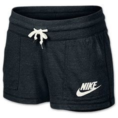 Women's Nike Gym Vintage Shorts from finishline.com on Wanelo