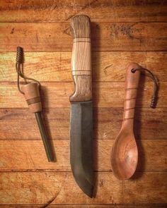 "1,824 Me gusta, 8 comentarios - GEORGIA BUSHCRAFT (@georgiabushcraft) en Instagram: ""Love this! Great tools and craftsmanship! Repost @kentuckybushcraft It's nice to be able to make…"""