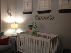 Wooden Name Plaque - Wood Letters Name Sign for Kids or Baby Room Decor on Etsy, $36.00