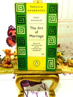 The Art of Marriage Vintage Penguin Paperback Book by KittysTales