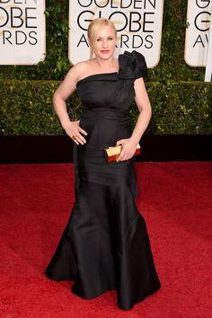 Pin for Later: Seht alle Stars auf dem roten Teppich bei den Golden Globes! Patricia Arquette