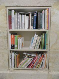 La bibliothèque Herbéo #2 Architecture Design, Bookcase, Shelves, Home Decor, Architecture Layout, Shelving, Decoration Home, Room Decor, Book Shelves