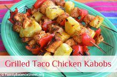 ... ' | Grilled Chicken Fajitas, Chicken Fajitas and Grilled Chicken