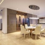 Interior design of this residence reflects the fusion of creamy tones and elements of glamour and exclusivity of the Arab world. Interiores Design, Designer, Divider, Glamour, Room, Furniture, Home Decor, Luxury, Bedroom