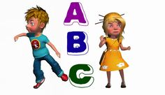 ABC Song For Childrens | Pre Nursery Rhymes | Alphabets Rhymes | TSP Kid...