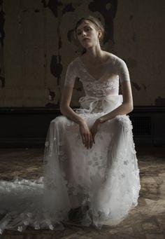 New Model 2016 Spring White Wedding Dress