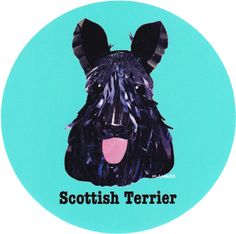 マイ @Behance プロジェクトを見る : 「031 | Scottish Terrier」 https://www.behance.net/gallery/42193239/031-Scottish-Terrier