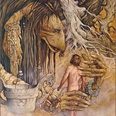 If you love fantasy and fairies, then you should probably know who Brian Froud is. If not, please also read on – he is an amazingly talented fantasy illustra...