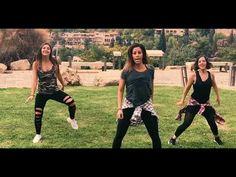 Tara Romano Dance Fitness - Wine to the Top Vybz Kartel & Wiz Kid - YouTube
