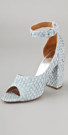 There is so much going wrong here.    3.1 Phillip Lim  Cody d'Orsay Heels