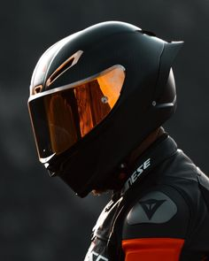AGV helmets UK - see the full range of full face helmets, open face helmets and adventure style helmets from AGV plus, AGV rider news and much more! Grom Motorcycle, Ducati Motorbike, Motorcycle Helmet Design, Cafe Racer Helmet, Full Face Motorcycle Helmets, Motorcycle Equipment, Motorcycle Style, Motorcycle Outfit, Motorcycle Gloves