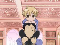 Anime Screencap and Image For Ouran High School Host Club High School Host Club, School Clubs, Honey Senpai, Host Club Anime, Ouran Host Club Manga, Bokura Ga Ita, Ouran Highschool, A Silent Voice, Manga Covers