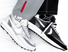 𝕾𝖆𝖈𝖆𝖎 𝖋𝖔𝖗 𝕹𝖎𝖐𝖊 - 𝙳𝙰𝚈 & 𝙽𝙸𝙶𝙷𝚃. Sneakers Outfit Casual, Sneakers Fashion Outfits, Addidas Sneakers, Shoes Sneakers, Athletic Shoes, Mens Fashion, Night, Baskets, Trends