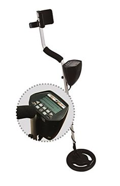awesome American Hawks Explorer II Metal Detector LCD Display Type of Object and Depth