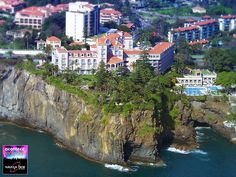 Reid's Palace, Madeira Island. The ultimate.