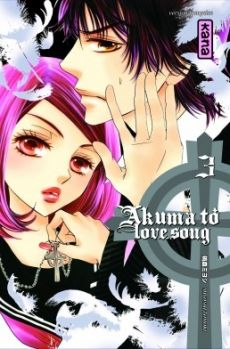 Couverture Akuma to Love Song, tome 03