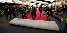 CAs Cinema | The red carpet isn't actually red, and other secrets underfoot at the Oscars