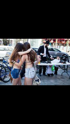 This is Tel Aviv!