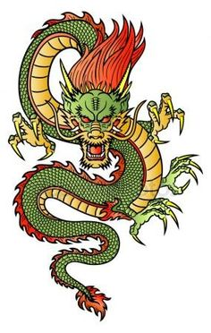 Illustration about Traditional Asian Dragon. This is vector illustration ideal for a mascot and tattoo or T-shirt graphic. Illustration of dragon, black, ethnicity - 33671675 Kunst Tattoos, Tattoo Drawings, Korean Dragon, Dragon Illustration, Japanese Dragon Tattoos, Dragon Artwork, Dragon Tattoo Designs, Chinese Art, Chinese Design