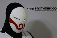 Cool Masks, Best Masks, Anbu Mask, Fantasy Concept Art, Naruto Cosplay, Shinigami, Masks For Sale, Japan Art, Black Ops