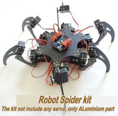 10 Arduino Robots that anyone can build                                                                                                                                                                                 More