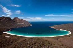 Wineglass Bay Tasmainia Australia