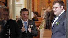 The Wedding of Michael & Luisa on 9th May 2014