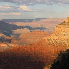 Grand Canyon Grand Canyon, Clouds, Sky, Sunset, Landscape, Instagram Posts, Pictures, Travel, Heaven