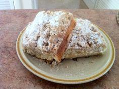Garden State crumb cake