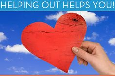 Guess What? Helping Others First Actually Helps YOU! Do unto others ... the idea of helping others before helping yourself is a concept that more marketers need to embrace and embody.