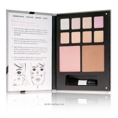 ELF Paleta Beauty Manual - Face Edition        *Pronta entrega