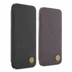 Barbour iPhone 6 Covers - Faux-Leather - Black or Brown