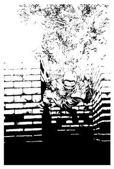 Diletante Profissional: Dica de Ilustradores: Frank Miller