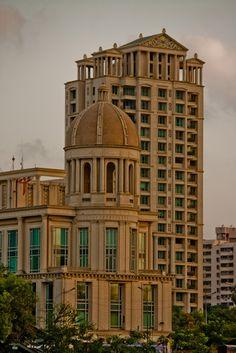 Mumbai building view