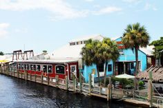 Pinchers Crab Shack- The freshest seafood served in a fun, down-to-earth atmosphere. Locally owned and operated, this is a great place to eat and be right on the water; where you can watch the boats, pelicans and dolphins go by.  Drinks are 2 for 1 everyday, and kids eat free everyday!!