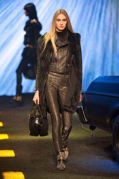 philipp plein celebrities | Show Review: Philipp Plein Fall 2014 - Fashion Bomb Daily ...