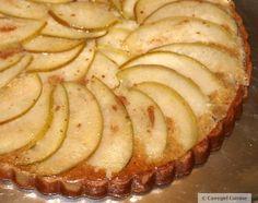 Maple Pear Tart #CavegirlCuisine