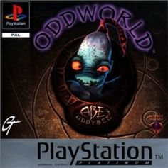 Oddworld - Abe's Oddysee: Playstation: Amazon.de: Games
