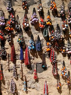 Beads on Gorée Island, Senegal
