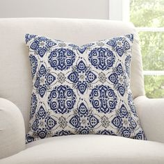 Found it at Wayfair - Antonella Pillow Cover