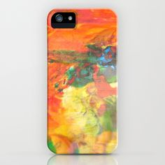 Paint Palette iPhone Case by Limezinnias Design - $35.00
