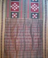 Priyadarshini, Handloom, Odisha, Black and Maroon Pasapalli Saree Online India - Gocoop