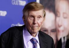 Viacom Chair Emeritus Sumner Redstone to step down from board
