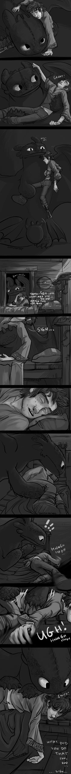 Tucked In - Part Seven by axondrive on DeviantArt
