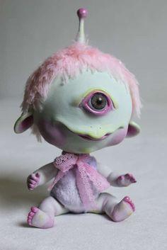 awww so creepy cute@!!!!!!  Lydia Dekker Horrible Sweet