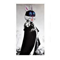 Bunny Queen By Shuby: Category: Art Currency: GBP Price: GBP85.00 Retail Price: 85.00 The Bunny Queen limited edition print image is based…