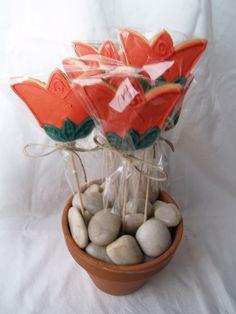Cookies para el día de Sant Jordi <3