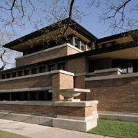 Frederick C. Robie House  Chicago