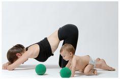 Abdominales Hipopresivos en la recuperación postparto