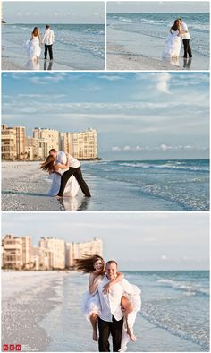 Trash The Dress | Ashley + Zach | Marco Island » Naples and Miami Florida Wedding & Portrait Photographers. Serving Miami, Fort Myers, Tampa, Orlando, Key West, Sanibel, Captiva.
